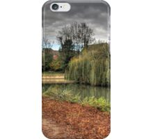 Abingdon Abbey Gardens iPhone Case/Skin