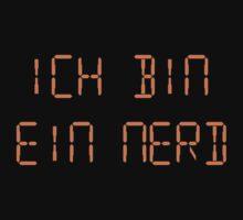 The IT Crowd – Ich Bin Ein Nerd by PonchTheOwl