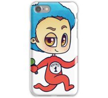 Thing 1 Speight Jr iPhone Case/Skin