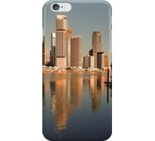The Beautiful City Of Brisbane, Queensland, Australia. iPhone Case/Skin