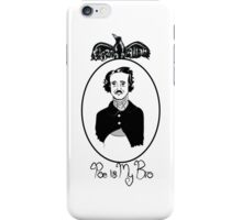 Poe is my Bro iPhone Case/Skin
