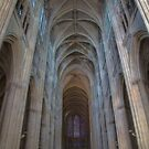 France. Tours. Tours Cathedral. Interior. by vadim19