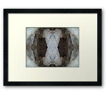 My Cave art 22 Framed Print