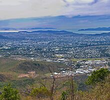Townsville Panorama. by Phil Thomson IPA