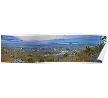 Townsville Panorama. Poster