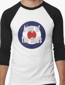 The Mighty Boosh – King of the Mods Men's Baseball ¾ T-Shirt
