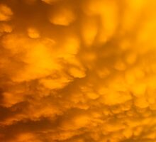 Amber Skies by TophuPhoto