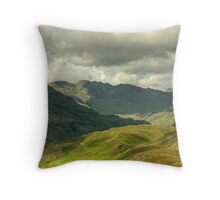 Lingmoor Views Throw Pillow