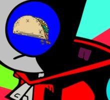 Gir Taco's Sticker