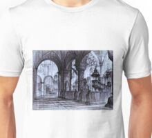 Church Interior in Strzelno Poland Unisex T-Shirt