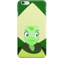 Peridot's Sweater iPhone Case/Skin