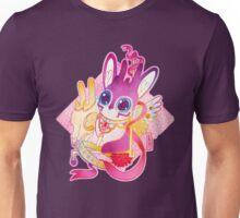 Magical Pretty Princess Sugar Ribbon Jackalope-Chan Unisex T-Shirt