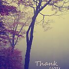 misty 01- Thank You card by 1001cards