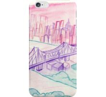 Queensboro Bridge iPhone Case/Skin