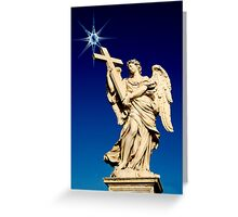 Roman Angel #2 Greeting Card