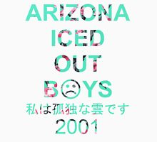 ☹ Arizona Iced Out 2001 ☹ (Transparent) Unisex T-Shirt