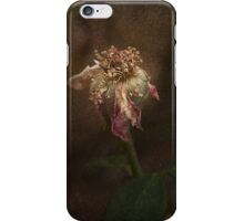 Rust 'n Roses #20 iPhone Case/Skin