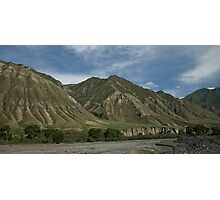 Kyrgyzstan Valley Photographic Print