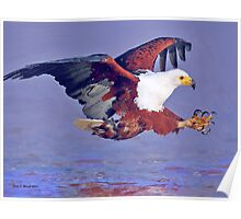 Eagle Strike Poster
