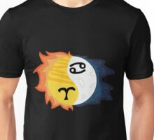 Aries Sun, Cancer Moon Unisex T-Shirt