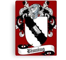 Binning Canvas Print