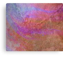 Rainbow Grunge Canvas Print