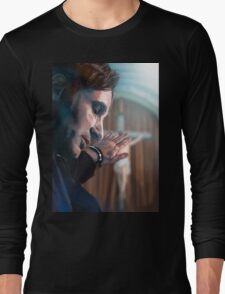 Hank Moody Long Sleeve T-Shirt