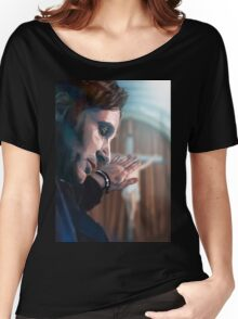 Hank Moody Women's Relaxed Fit T-Shirt