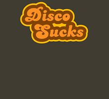 Disco Sucks - Retro 70s - Logo Unisex T-Shirt