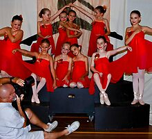 Woolgoolga Dance Studio shoot 2  by Normf
