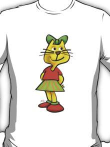 Sweet cat girl T-Shirt