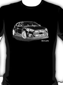 Sketch Veloster T-Shirt
