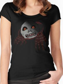 Zelda - Kill The Moon Women's Fitted Scoop T-Shirt