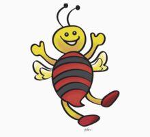 One Happy Bee Kids Tee