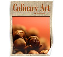 Culinary Art, Clove Bouquet Poster