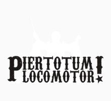 Piertotum Locomotor Kids Tee