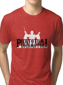 Piertotum Locomotor Tri-blend T-Shirt