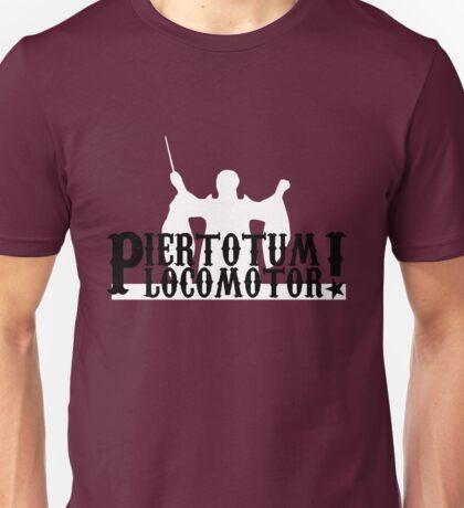 Piertotum Locomotor Unisex T-Shirt