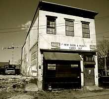Closed for Business by michael6076