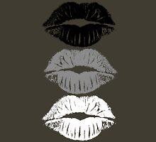 Lip Fashion Womens Fitted T-Shirt