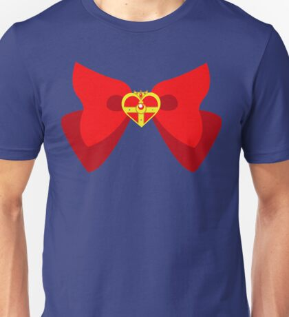 Sailor Moon S Ribbon Unisex T-Shirt