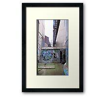 abandon.4 Framed Print