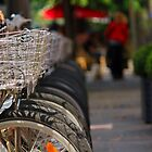 Bikes all lines up by sarchuk63