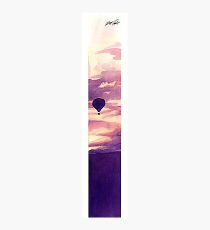 Air Balloon 5 - Evening Photographic Print
