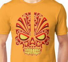 Party Scull head Unisex T-Shirt