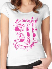Every Time I Die - Negative Space 'I' Women's Fitted Scoop T-Shirt