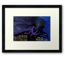 FREDDIE THE FROG..LOL Framed Print