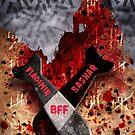 Vladimir & Bashar BFF by Alex Preiss