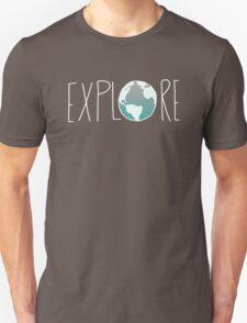 Explore the Globe III Unisex T-Shirt