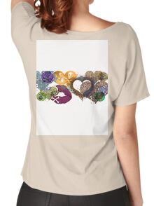 Hearts kisses and death Women's Relaxed Fit T-Shirt